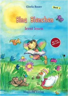 Kinderbuch lesen lernen, Elfe Bina Bienchen, Gisela Bauer Kinderbuch